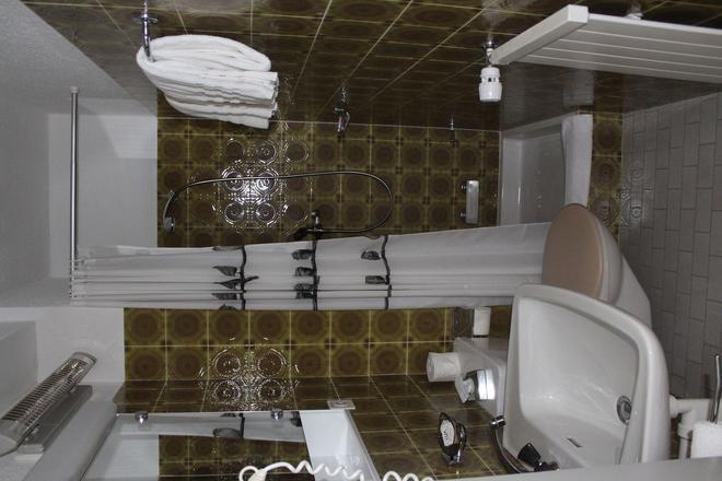 Parc-Hotel Staila - Val Müstair - Baño