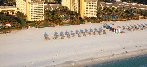 JW Marriott Marco Island Beach Resort - Marco Island - Beach