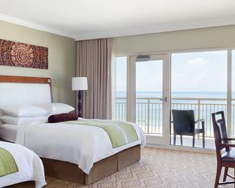 JW Marriott Marco Island Beach Resort - Marco Island - Slaapkamer