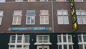 Hans Brinker Hostel Amsterdam - Amsterdam - Building