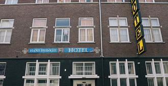 Hans Brinker - Ámsterdam - Edificio