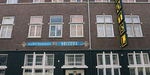 Hans Brinker Hostel Amsterdam - Amsterdam - Rakennus