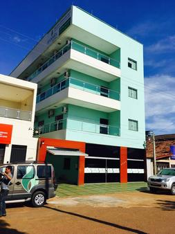 Hamara Soft Hotel - Altamira - Building