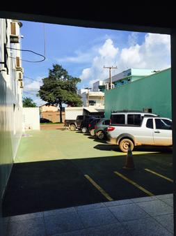 Hamara Soft Hotel - Altamira - Parking