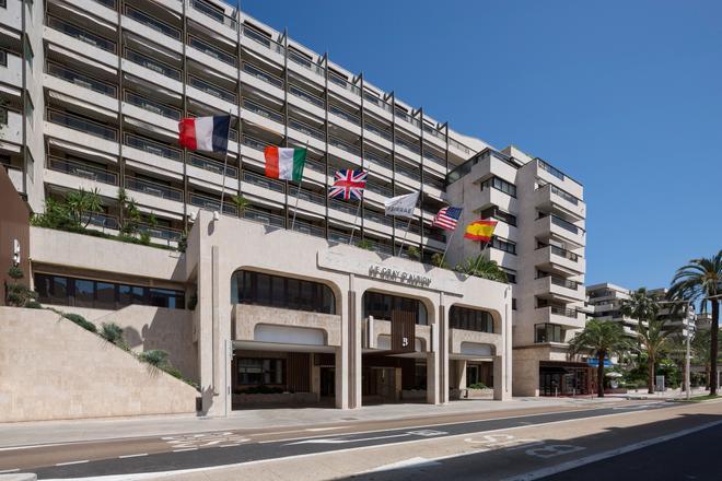 Hôtel Barrière Le Gray d'Albion - Cannes - Rakennus