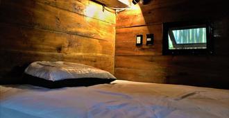 Mar & Carmen Beach Hostal - טולום - חדר שינה