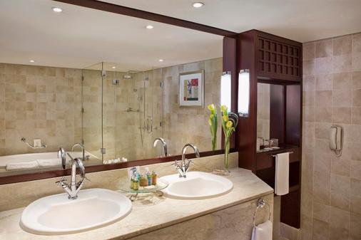 Beach Rotana - Abu Dhabi - Bathroom