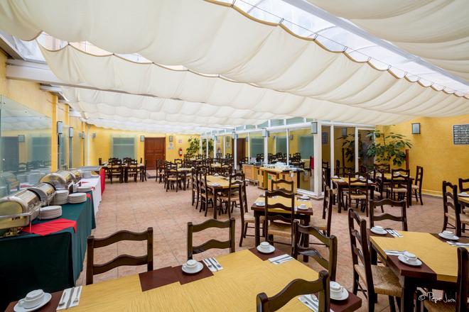 Hotel Ritz Ciudad de Mexico - Πόλη του Μεξικού - Εστιατόριο