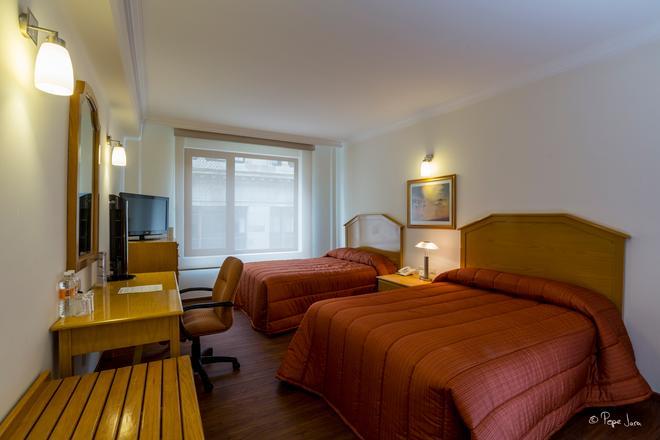 Hotel Ritz Ciudad de Mexico - Mexico City - Bedroom
