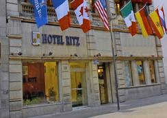 Hotel Ritz Mexico City - Mexico - Rakennus