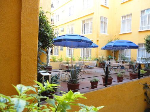 Hotel Ritz Mexico City - Mexico City - Floorplan