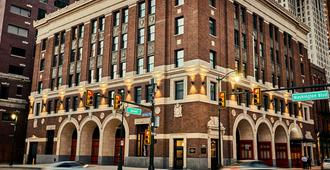 Detroit Foundation Hotel - Ντιτρόιτ - Κτίριο