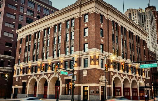 Detroit Foundation Hotel - Detroit - Toà nhà