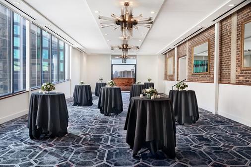 Detroit Foundation Hotel - Detroit - Sảnh yến tiệc