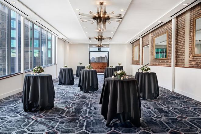 Detroit Foundation Hotel - Detroit - Juhlasali