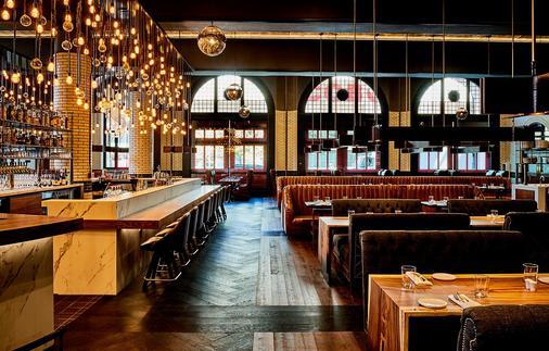 Detroit Foundation Hotel - Detroit - Bar