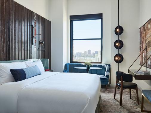 Detroit Foundation Hotel - Detroit - Phòng ngủ
