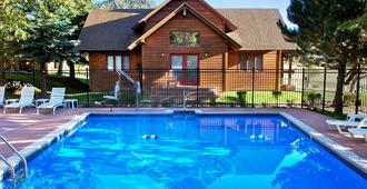 Rams Horn Village Resort - אסטס פארק - בניין