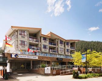 Harrison Beach Hotel - Harrison Hot Springs - Gebouw