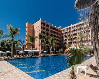El Andalous Lounge & Spa Hotel - Marrakech - Pool