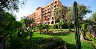 El Andalous Lounge & Spa Hotel - Marrakesh - Edificio