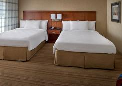 Courtyard by Marriott Newark Liberty Int'l Airport - Newark - Bedroom