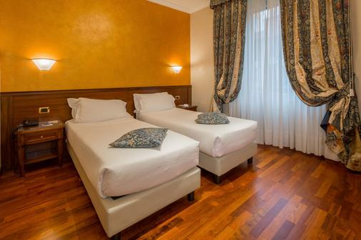 Best Western Plus Hotel Galles - Milan - Bedroom