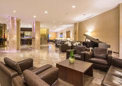 Best Western Plus Hotel Galles - Milan - Lounge