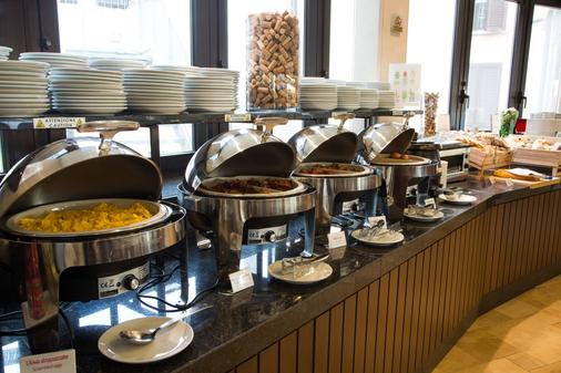 Best Western Plus Hotel Galles - Milan - Buffet