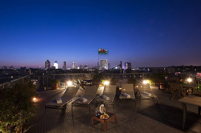 Best Western Plus Hotel Galles - Milan - Rooftop