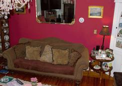 Historic Hill Inn - Newport - Lounge