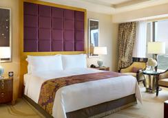 Conrad Macao, Cotai Central - Macau - Bedroom