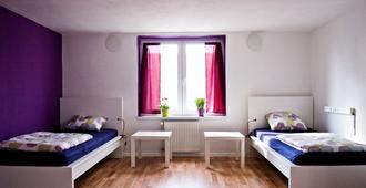 Nitra Glycerin Hostel - Nitra - Bedroom