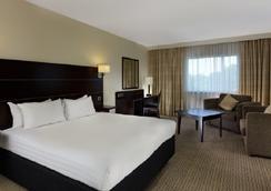 倫敦希斯羅華美達酒店 - 漢斯洛 - 豪士羅 - 臥室