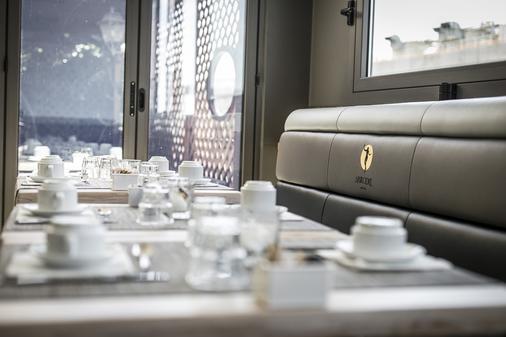 Hotel Aphrodite - Rome - Dining room