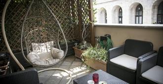 阿佛羅蒂特酒店 - 羅馬 - 羅馬 - 陽台