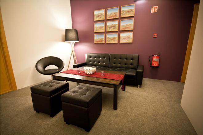 The Capital-Inn - Reykjavik - Living room