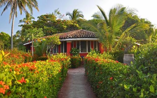 Hotel Los Flamingos - Acapulco - Bygning