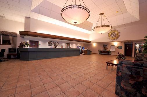 Canyon Quest Inn & Suites - Twin Falls - Front desk