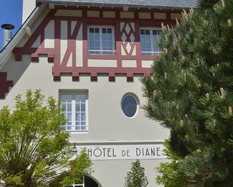 Hotel De Diane - Fréhel - Building