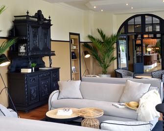 Hotel De Diane - Fréhel - Obývací pokoj