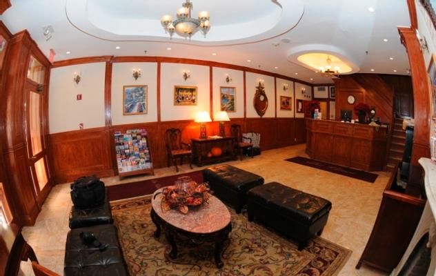 Da Vinci Hotel - Нью-Йорк - Лобби