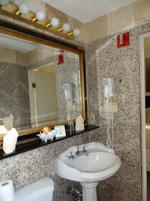 Da Vinci Hotel - New York - Phòng tắm