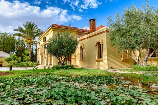 Palais Dar Ambre - Marrakech - Rakennus