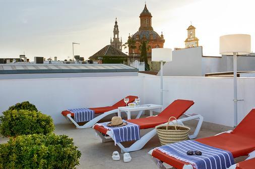 Hotel Rey Alfonso X - Sevilla - Balcony