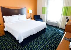 Fairfield Inn & Suites By Marriott Dallas Dfw Airport North/Irving - Irving - Makuuhuone