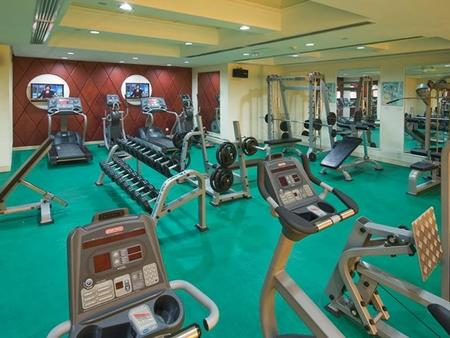 Inner Mongolia Jinjiang Intl - Hohhot - Γυμναστήριο