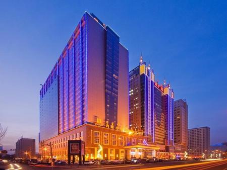 Inner Mongolia Jinjiang Intl - Hohhot - Κτίριο