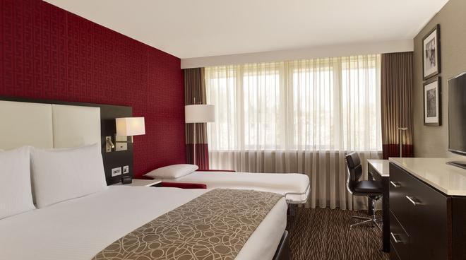 DoubleTree by Hilton Nottingham - Gateway - Nottingham - Makuuhuone