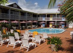 Hotel La Maison Creole - Le Gosier - Piscina